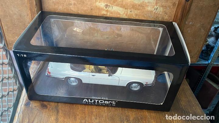 Coches a escala: autoart millenium jaguar xjs nuevo en caja - Foto 2 - 215887908