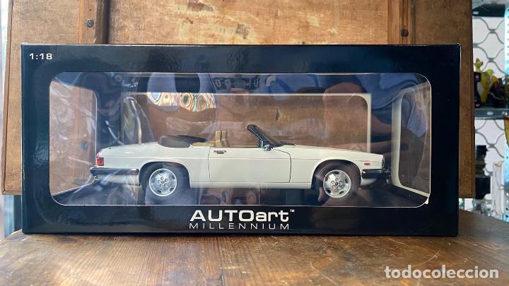Coches a escala: autoart millenium jaguar xjs nuevo en caja - Foto 4 - 215887908