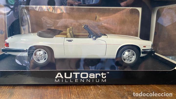 Coches a escala: autoart millenium jaguar xjs nuevo en caja - Foto 7 - 215887908