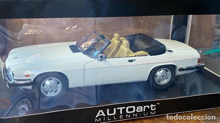 Coches a escala: autoart millenium jaguar xjs nuevo en caja - Foto 8 - 215887908