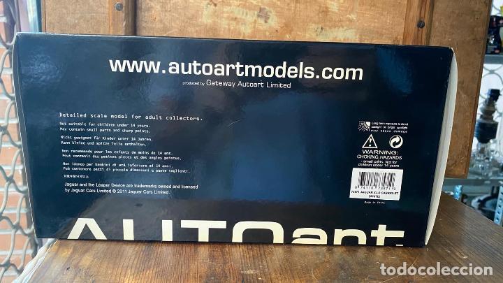 Coches a escala: autoart millenium jaguar xjs nuevo en caja - Foto 9 - 215887908