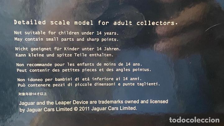 Coches a escala: autoart millenium jaguar xjs nuevo en caja - Foto 12 - 215887908
