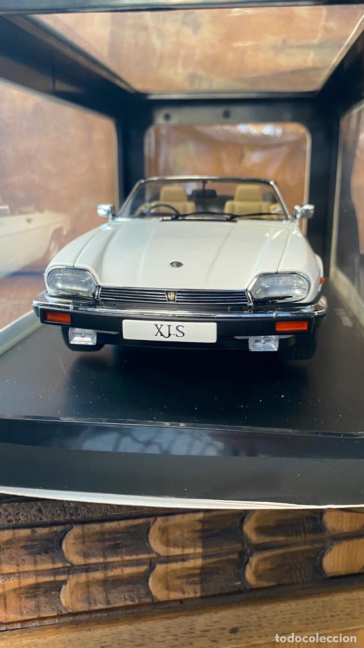 Coches a escala: autoart millenium jaguar xjs nuevo en caja - Foto 14 - 215887908