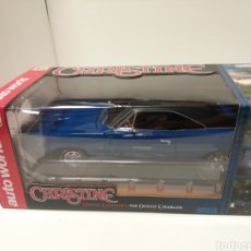 Coches a escala: CHRISTINE 1968 DODGE CHARGER ESCALA 1/18. Lote 216919195