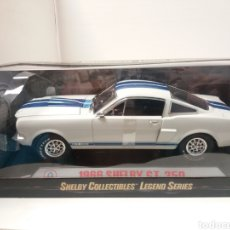 Coches a escala: 1966 SHELBY GT 350 ESCALA 1/8 , SHELBY COLLECTIBLES LEGEND SERIES. Lote 217051553