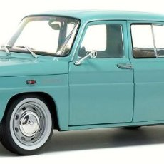 Auto in scala: RENAULT 8 MAJOR 1967 ESCALA 1/18 DE SOLIDO. Lote 217279150