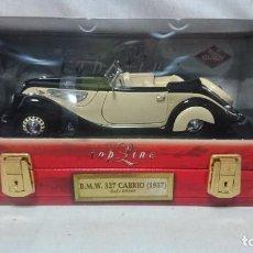Coches a escala: BMW 327 CABRIO 1937, GUILOY ESCALA 1/18. Lote 217385221