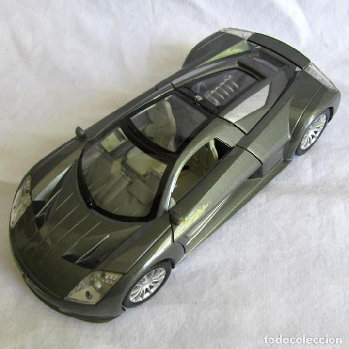 CHRYSLER ME FOUR TWELVE ESCALA 1/18 MOTORMAX (Juguetes - Coches a Escala 1:18)