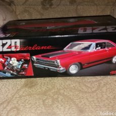 Coches a escala: DRAG FAIRLANE 1967 ESCALA 1/18 1320 KING GMP. Lote 218298920
