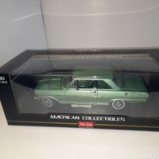 Coches a escala: CHEVROLET NOVA 1963 ESCALA 1/18 DE SUN STAR AMERICAN COLLECTIBLES. Lote 219973212