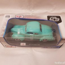 Coches a escala: FORD DELUXE COUPE (1939). Lote 221917733