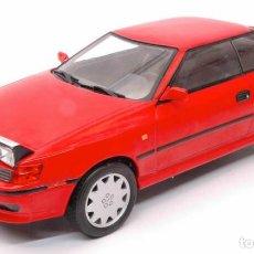Coches a escala: COCHE TOYOTA CELICA GT-FOUR / GT4 (1988) - NUEVO A ESTRENAR CON CAJA ORIGINAL IXO MODELS - (1:18). Lote 222709191