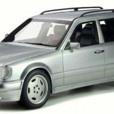 Coches a escala: MERCEDES S124 E36 AMG 1995 ESCALA 1/18 DE OTTO MOBILE. Lote 230087450