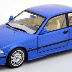 Coches a escala: BMW M3 (E 36) 1992 ESCALA 1/18 DE SOLIDO. Lote 230768790