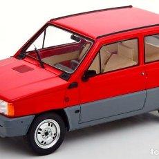 Coches a escala: FIAT PANDA 30 MKI 1980 ESCALA 1/18 DE KK-SCALE. Lote 233710500