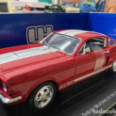 Coches a escala: SHELBY MUSTANG GT350 1966. Lote 234417480