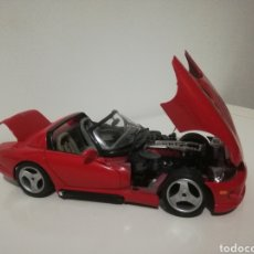 Coches a escala: VIPER RT/10 DODGE -1/18. Lote 234992100