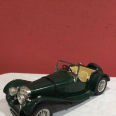 Coches a escala: JAGUAR SS 100 1937 DE BURAGO - MADE IN ITALY. Lote 235264325
