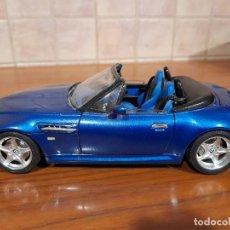 Coches a escala: BBURAGO BMW M ROADSTER 1996, ESCALA 1:18 DE BURAGO. Lote 235573670