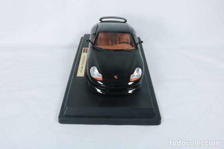 Coches a escala: Porsche GT3 - Miniatura - Marca Burago - En su embalaje original y como nuevo - Coleccionistas - Foto 3 - 240156865