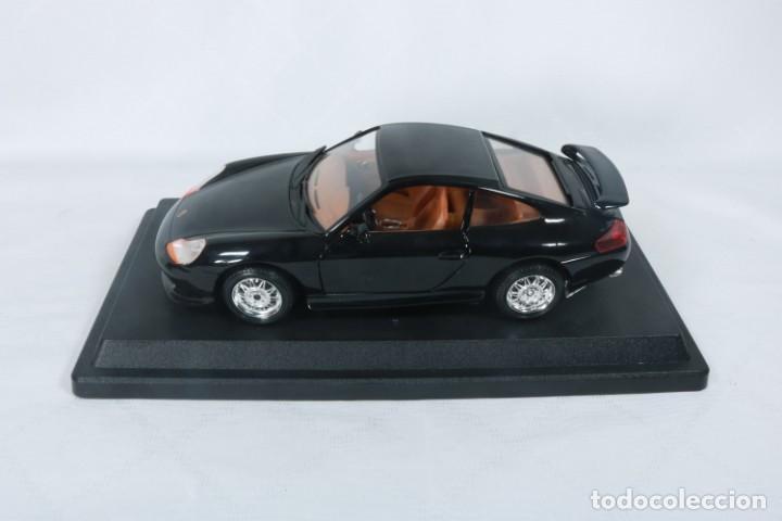 Coches a escala: Porsche GT3 - Miniatura - Marca Burago - En su embalaje original y como nuevo - Coleccionistas - Foto 5 - 240156865