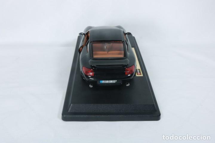 Coches a escala: Porsche GT3 - Miniatura - Marca Burago - En su embalaje original y como nuevo - Coleccionistas - Foto 7 - 240156865