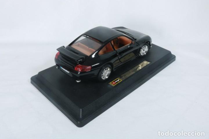 Coches a escala: Porsche GT3 - Miniatura - Marca Burago - En su embalaje original y como nuevo - Coleccionistas - Foto 8 - 240156865