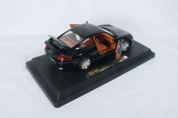 Coches a escala: Porsche GT3 - Miniatura - Marca Burago - En su embalaje original y como nuevo - Coleccionistas - Foto 9 - 240156865
