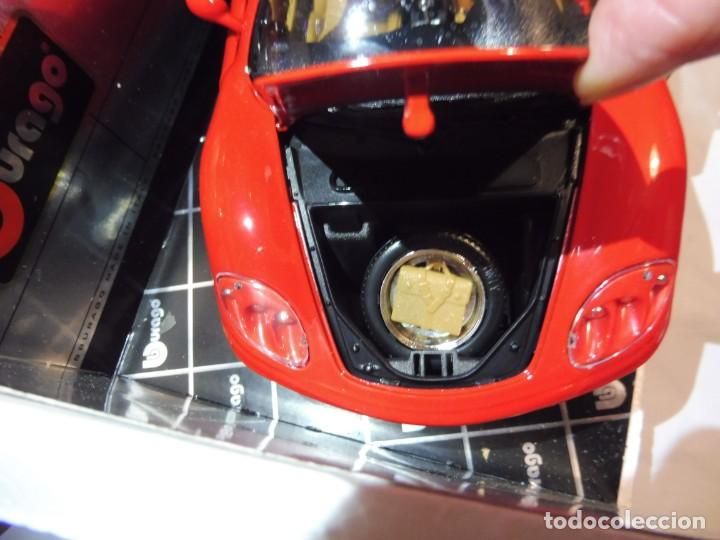 Coches a escala: Burago 1/18 Ferrari 360 Modena (1999) cod. 3358 en caja - Foto 11 - 241694295