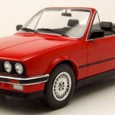 Coches a escala: BMW 325I (E 30) CABRIOLET ESCALA 1/18 DE MCG. Lote 244425480