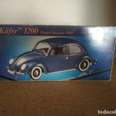 Coches a escala: 1997 - 1:17 - VW KÄFER 1200 BAUJAHR 1949 - MODELO A ESCALA 1:17. Lote 246892100