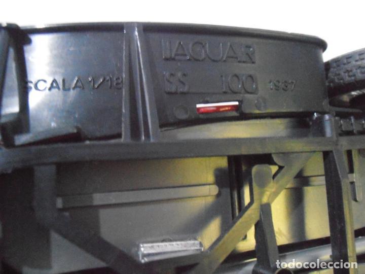 Coches a escala: COCHE A ESCALA 1/18, JAGUAR ROJO SS 100, 1937 - Foto 5 - 247965525