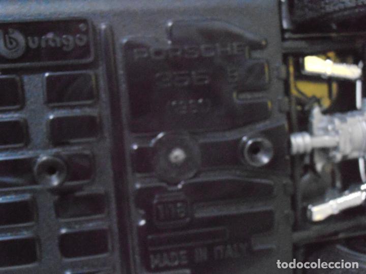 Coches a escala: COCHE A ESCALA 1/18, PORSCHE 356 VERDE BURAGO - Foto 5 - 247966275