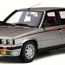 Coches a escala: RENAULT 9 TURBO PHASE I 1984 ESCALA 1/18 DE OTTO MOBILE. Lote 257530300