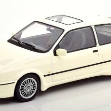 Coches a escala: FORD SIERRA RS COSWORTH 1986 ESCALA 1/18 DE NOREV. Lote 257530730