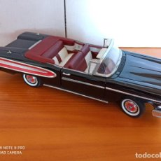 Coches a escala: COCHE 1958 EDSEL CITATION - ROAD SIGNATURE - ESCALA 1/18 - METAL (IC). Lote 262679085