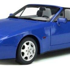 Coches a escala: PORSCHE 944 S2 TURBO 1989 ESCALA 1/18 DE GT SPIRIT. Lote 268614424