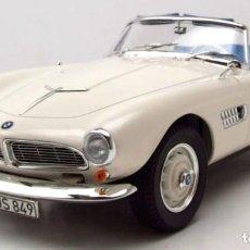 Coches a escala: BMW 507 CABRIOLET 1957 ESCALA 1/18 DE NOREV. Lote 268887029