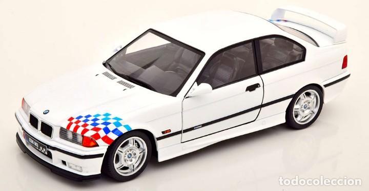 BMW M3 (E 36) COUPÉ 1990 ESCALA 1/18 DE SOLIDO (Juguetes - Coches a Escala 1:18)