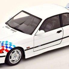 Coches a escala: BMW M3 (E 36) COUPÉ 1990 ESCALA 1/18 DE SOLIDO. Lote 269085113