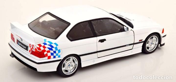 Coches a escala: BMW M3 (E 36) Coupé 1990 escala 1/18 de Solido - Foto 2 - 269085113