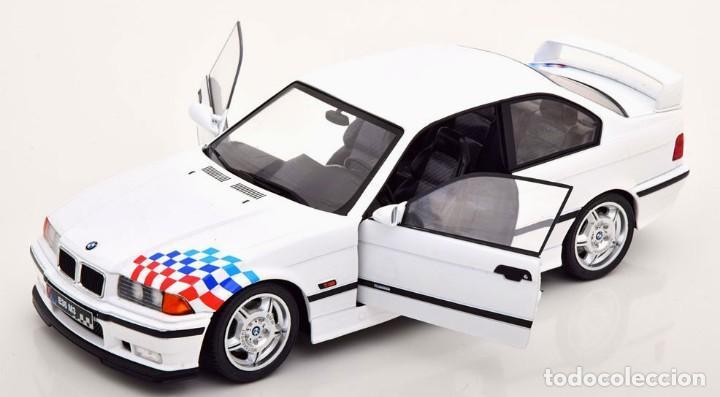 Coches a escala: BMW M3 (E 36) Coupé 1990 escala 1/18 de Solido - Foto 3 - 269085113