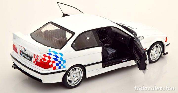 Coches a escala: BMW M3 (E 36) Coupé 1990 escala 1/18 de Solido - Foto 4 - 269085113