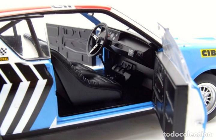Coches a escala: Renault 17 Rally Press on Regardless 1974 escala 1/18 de Solido - Foto 13 - 269085353