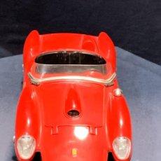 Coches a escala: FERRARI 250 TESTAROSA 1957 BURAGO 1/18 MADE ITALY 5X10X24CMS. Lote 271650568