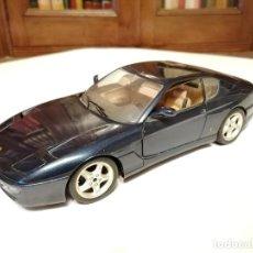 Coches a escala: BURAGO 1/18 FERRARI 456 GT (1992) METAL. Lote 276251888