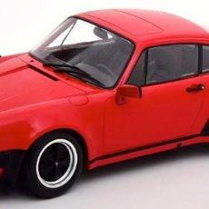 Coches a escala: PORSCHE 911 (930) 3.0 TURBO 1976 ESCALA 1/18 DE KK-SCALE. Lote 276356383