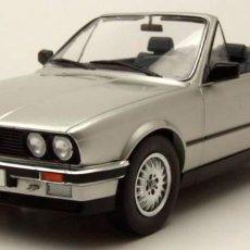 Coches a escala: BMW 325I (E 30) CABRIOLET 1985 ESCALA 1/18 DE MCG. Lote 276398653
