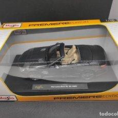 Coches a escala: MERCEDES-BENZ SL 65 AMG MAISTO 1/18. Lote 276680873
