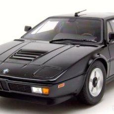 Coches a escala: BMW M1 1980 ESCALA 1/18 DE NOREV. Lote 278417338